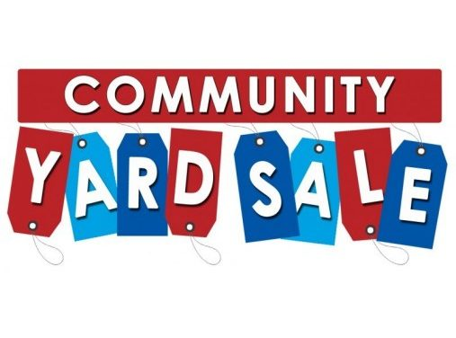 Yard Sale – August 24 and 25